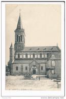 Carte D'  OSSUN ( Attelage De Boeufs )   ( Recto Verso ) - Ossun