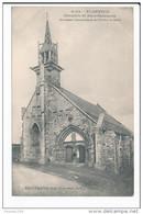 Carte De  PLOUVIEN   Chapelle Saint Jean Balaznan ( Recto Verso ) - France