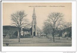 Carte De LA GRAND COMBE   ( Recto Verso ) - La Grand-Combe