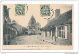 Carte De  SENNELY     ( Recto Verso ) - France