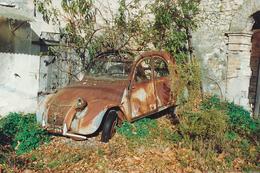 Loriol (26) 08/11/1996 - 2CV Citroën - Otros Municipios