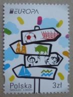 Polen    Europa  Cept    Besuchen Sie Europa  2012  ** - Europa-CEPT