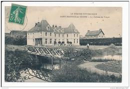 Carte  De  Saint Maurice  Sur Huisne  Le Château Du Verger ( La Perche Pittoresque ) ( Recto Verso ) - France