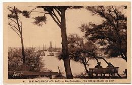 Ile D'Oléron, La Cotinière : Un Joli Spectacle Du Port (Editeur J. Nozais, Nantes, N°41) - Ile D'Oléron