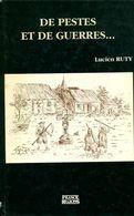 De Pestes Et De Guerres... De Lucien Ruty (1990) - Histoire