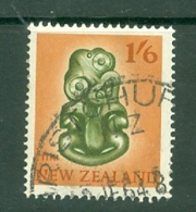 New Zealand: 1960/66   Pictorial   SG793   1/6d    Used - New Zealand