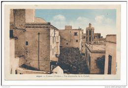 Carte D ' Algérie  Caserne D' Orléans  à Alger  ( Recto Verso ) - Algiers