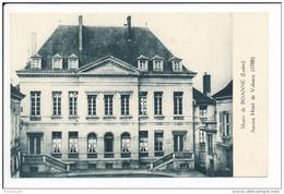 Carte De Roanne   Musée Ancien Hôtel De Valence  ( Recto Verso ) - Roanne
