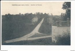 Carte De CHATILLON SUR LOIRE Quartier Mantelot   ( Recto Verso ) - Chatillon Sur Loire