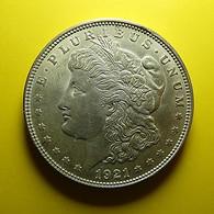 USA 1 Dollar 1921 Silver - Emissioni Federali