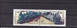 Chile 1988  MNH** - Eisenbahnen