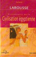 Dictionnaire De La Civilisation égyptienne De M.F. Rachet (2001) - Historia