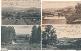 Lot De 12 Cartes De Saint Honoré Les Bains    ( Recto Verso ) - Saint-Honoré-les-Bains