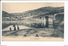 Carte Du Port De  Souillac  ( Recto Verso ) - Souillac