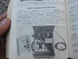 Manuel Memento Materiels Des Transmissions En Service Poste Radio Américain Talkie Walkie US - 1939-45