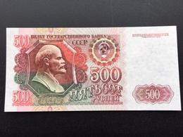 RUSIA P249A 500 RUBLES 1992 UNC - Russland