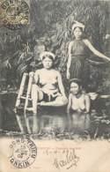 Viet-Nam - Cochinchine - Tonkin - Femmes Au Bain - Vietnam