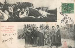 Viet-Nam - Cochinchine - Tonkin - Prostitution - Quang-Yen - La Japonnaise Oki-Kou Et Ses Compagnes - Vietnam