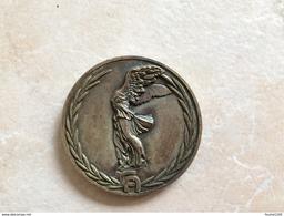 Médaille  Signé Gloria  Banque Crédit Agricole Mutuel - Non Classificati