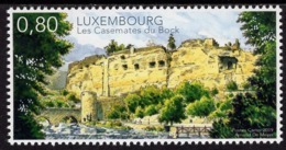 Luxembourg - 2019 - Casemates - Joint Issue With Gibraltar - Mint Stamp - Luxembourg