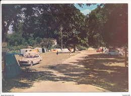 Carte  ( Format 15 X 10 Cm ) BRIARE  Terrain De Camping ( Recto Verso ) - Briare