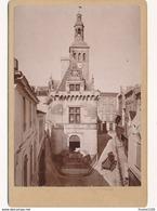 PHOTO Sur Plaque Cartonnée De La Ville De NIORT Le Pilori Ancien Hôtel De Ville 79 Deux Sèvres - Photos