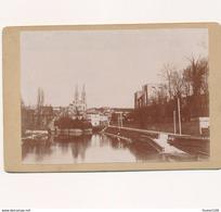 PHOTO Sur Plaque Cartonnée De La Ville De NIORT Vue Générale  79 Deux Sèvres - Photos