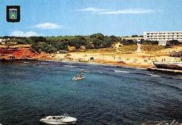 Spain Formentera Crique Sahona Small Bay Boats Beach - Andere