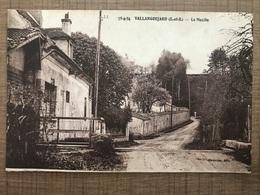 VALLANGOUJARD Le Moulin - France