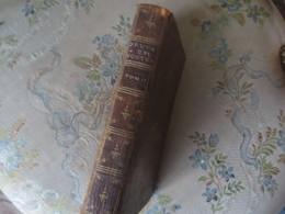 ŒUVRES DE MONSIEUR DE FONTENELLE- 1742- TOME 4 - Libros, Revistas, Cómics