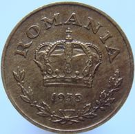 Romania 1 Leu 1938 UNC - Roumanie