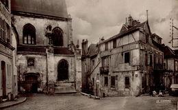 89  JOIGNY  PLACE SAINT THIBAULT - Joigny