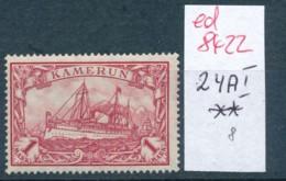 Kamerun  Nr.  24 AI  ** ( Ed8422  ) Siehe Scan - Kolonie: Kamerun