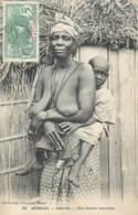 Sénégal - Dakar - Une Bonne Nourrice - Sénégal