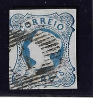 Portugal N°2 - Oblitéré - TB - 1853 : D.Maria