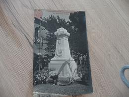 CPA 13 Bouches Du  Rhône  Le Tholonet Inauguration Du Monument Aux Morts 25/07/1930 - Autres Communes