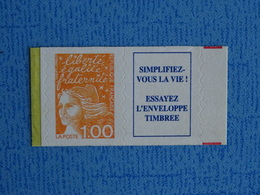 FRANCE - Bande Carnet Neuve Xx  N° 3101a - Unused Stamps