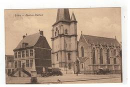 Bilzen  Bilsen - Kerk En Stadhuis 1929 - Bilzen