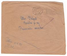Military Triangle Cachet,NKVD,on Cover To Estonia 1946 - 1923-1991 USSR
