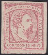 España Spain 157 1874 Carlos VII MH - Spanje