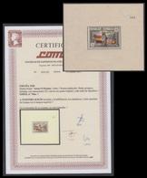 España Spain 766a 1938 Hojita Constitución EEUU Tirada : 500 - Sin Clasificación