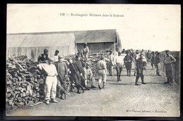 MILITAIRE/GUERRE - Boulangerie Militaire Dans La Somme - #B145 - Francia