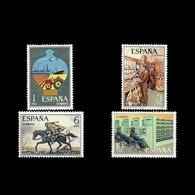España Spain 2329/32  1976 Servicios De Correos - Sin Clasificación