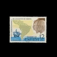 España Spain 2370 1976 Viaje A Hipanoamérica De Los Reyes De España, Lujo - Sin Clasificación