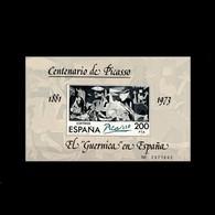 España Spain 2631 1981 Picasso El Guernica En España, Lujo MNH - Spagna