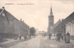 Wiekevorst-Steenweg Van Morckhoven. - Heist-op-den-Berg