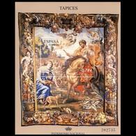 España Spain 4579 2010 Patrimonio Tapices Zenobia Y El Emperador Aureliano  MN - Non Classificati