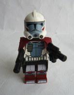 FIGURINE LEGO STAR WARS - ARC TROOPER WITH BACKPACK - MINI FIGURE 2012 Légo - Figuren