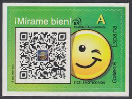 España Spain 4875 2014 TICS Emoticonos MNH - Spagna