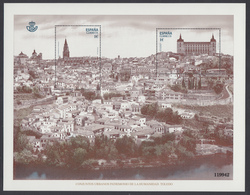 España Spain 4891 2014 Conjuntos Urb. Patrimonio De La Humanidad Toledo MNH - Spagna